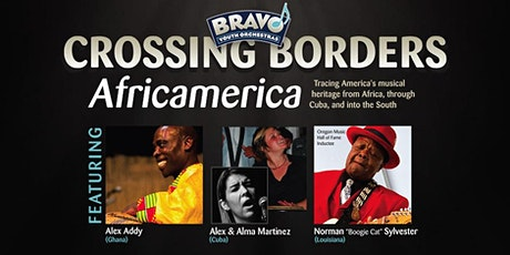SHOW POSTPONED: Crossing Borders IV tickets