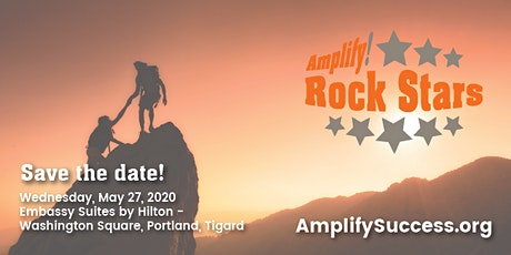 Amplify! Rock Stars 2020 tickets