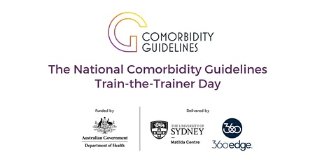 The National Comorbidity Guidelines Train-the-Trainer Day tickets