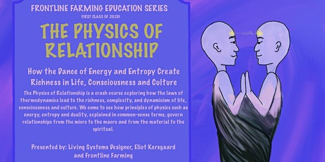 The Physics of Relationship: tickets