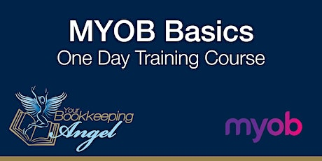 MYOB Basic One Day Training Course 28th April 2020 tickets