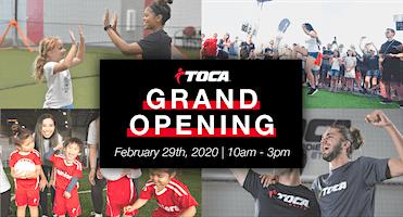 TOCA Chino Hills Grand Opening
