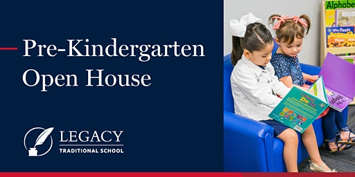 Pre-Kindergarten Open House - North Chandler