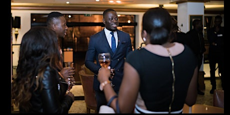 Single Black Professional Networking  tickets