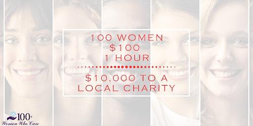 100+WomenWhoCare Broward 1st Quarter Fundraiser