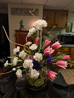 Fundamentals of floral design Part 2 Contemporary Styles Work shop