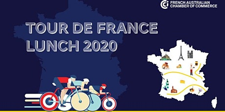 VIC I 2020 Tour de France Lunch tickets