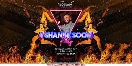Chaharshanbe Soori party featuring DJ TABA tickets