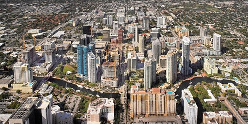 Downtown Master Plan vision for future of Downtown Ft Lauderdale