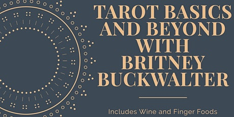 Learn How To Read Tarot! tickets