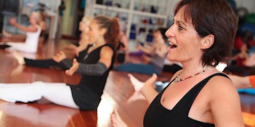 Nia Blue Belt Training with Britta Von Tagen