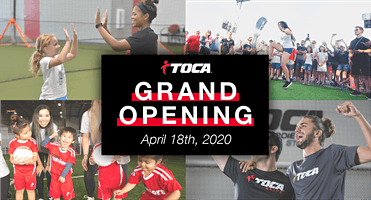 TOCA Johns Creek Grand Opening!