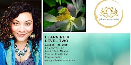 Reiki Level Two Certification - Edmonton @ Grow Centre tickets