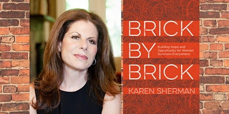 Karen Sherman - Brick By Brick tickets