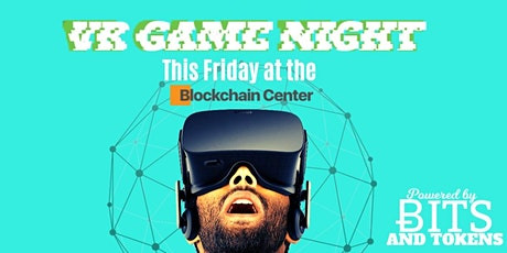 VR Game Night tickets