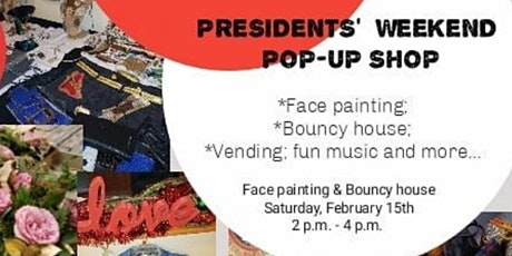 Presidents' Weekend Pop Up Shop at PowerPlay tickets
