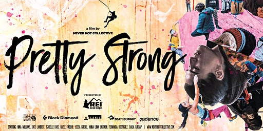 Pretty Strong Australian Premiere at Climb Fit St Leonards