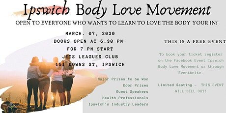 The Ipswich Body Love Movement tickets