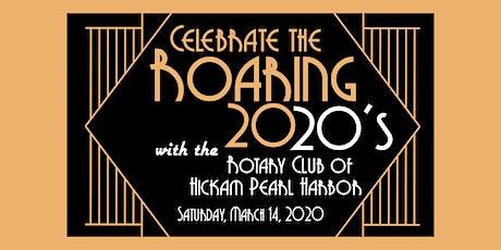 Rotary Club of Hickam Pearl Harbor's 3rd Anniversary Celebration tickets