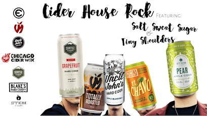 Cider House Rock - Salt Sweat Sugar / Tiny Shoulders tickets
