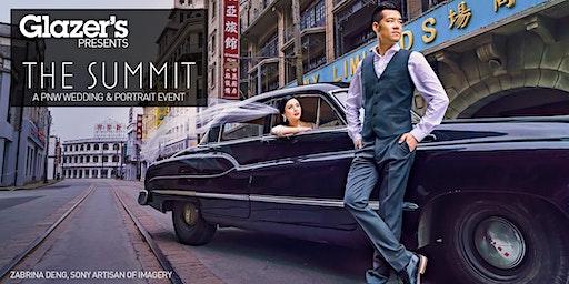 Glazer's Presents: The Summit, a PNW Wedding & Portrait Photography Event