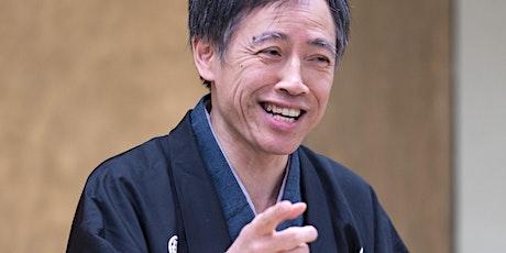 Rakugo Performance: The Art of Japanese Comic Storytelling (in English) tickets