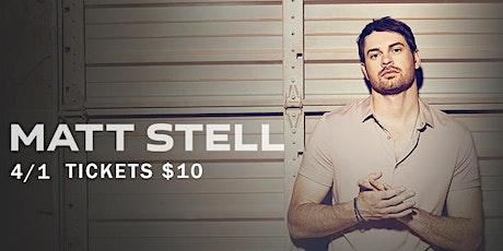 Low Dough Show: Matt Stell tickets