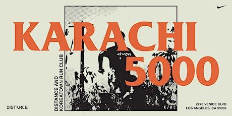 KARACHI 5000 tickets