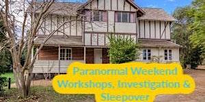 Fairbridge Village WA Paranormal Investigation, Workshop & Sleepover