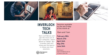 Inverloch Tech Talks tickets