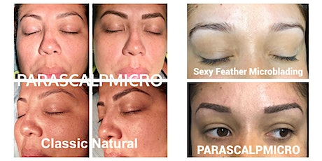 Understanding Microblading, Nano Brows & Permanent Makeup tickets