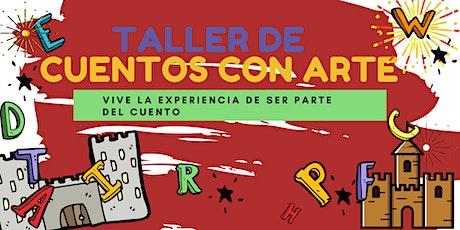 TALLER DE CUENTOS CON ARTE entradas