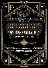 Ordinary Presents Speakeasy: MY FUNNY VALENTINE tickets