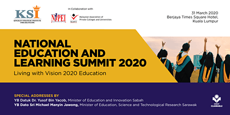 National Education & Learning Summit 2020 tickets