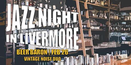 Jazz Night in Livermore tickets