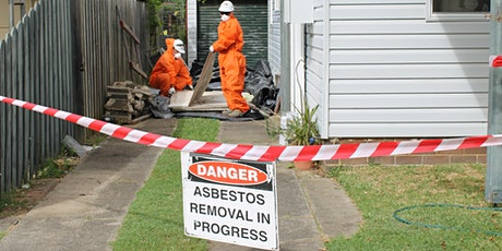 Free Household Asbestos Collection Program March 2020 tickets