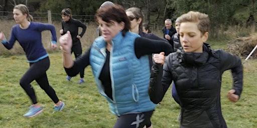 Pilates On The Run: Beechworth walk-run class. 6.30am  Feb 18 & 25