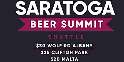 Saratoga Beer Summit SHUTTLE