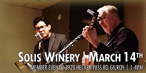 Jazz at Solis Winery
