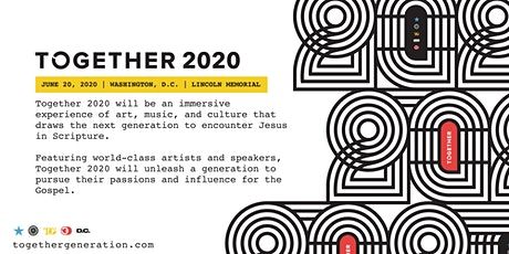 Together 2020 tickets