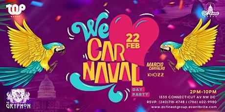 Brazilian Carnaval 2020 (Washington DC) Day Party tickets