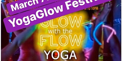 The Promenade Chronicles presents YogaGlow Festival