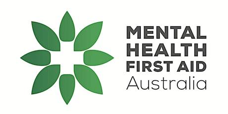 Youth Mental Health First Aid Training (yMHFA) tickets
