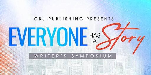 Everyone Has A Story Writers Symposium