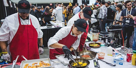 The Culinary Clash tickets