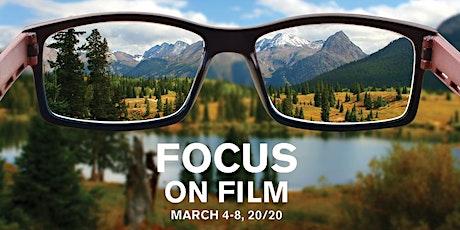 DURANGO FILM 20/20 FESTIVAL  FOCUS ON FILM tickets