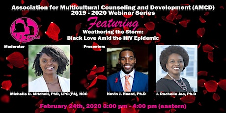 Weathering the Storm: Black Love Amid the HIV Epidemic tickets