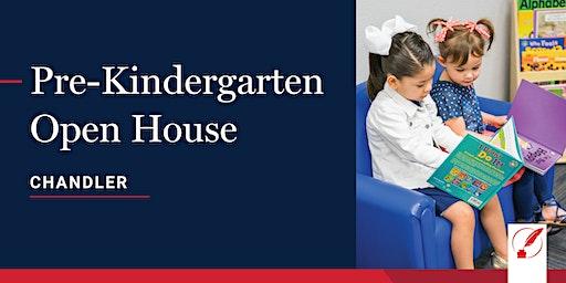Pre-Kindergarten Open House - Chandler