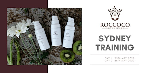Roccoco Sydney Product Knowledge Day 2 - Anti-Aging & Pigmentation