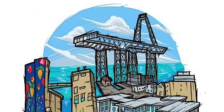 Art: Cartooning Workshop with SF based artist Sirron Norris tickets